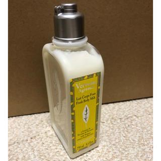 ロクシタン(L'OCCITANE)のロクシタン シトラスヴァーベナ ボディミルク(ボディローション/ミルク)