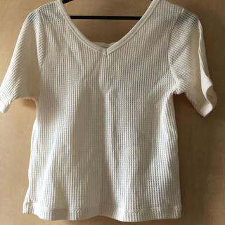 ミスティウーマン(mysty woman)のミスティウーマンのTシャツ  未使用(Tシャツ(半袖/袖なし))
