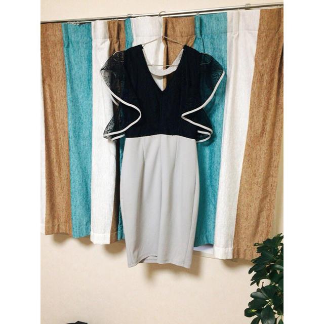dazzy store(デイジーストア)のキャバ ミニワンピ ドレス レディースのフォーマル/ドレス(ミニドレス)の商品写真