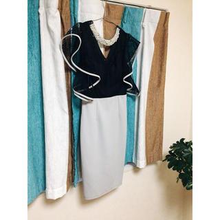 dazzy store - キャバ ミニワンピ ドレス