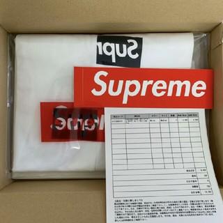 Supreme - supreme CDG Split Box Logo Tee M