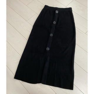ZARA - ザラ 美品 ニット ロングスカート