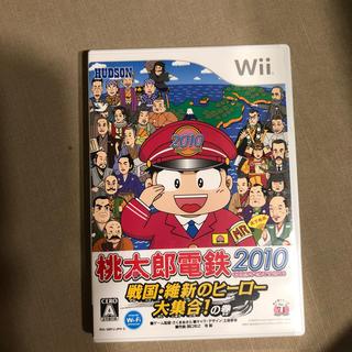 Wii - Wii 桃太郎電鉄2010  中古