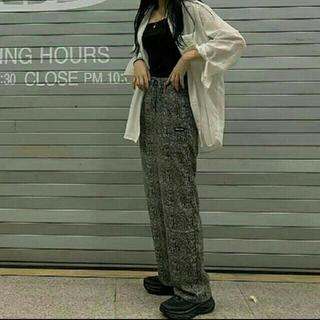 mschf 韓国 パンツ