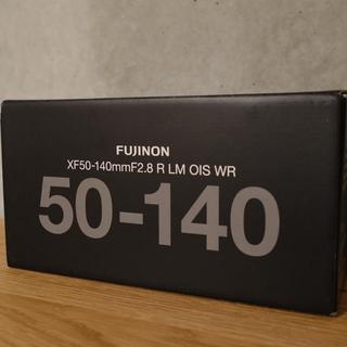 フジフイルム(富士フイルム)のFUJINON XF50-140mm F2.8(レンズ(ズーム))