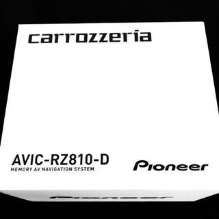 Pioneer - カロッツェリア カーナビ AVIC-RZ810-D