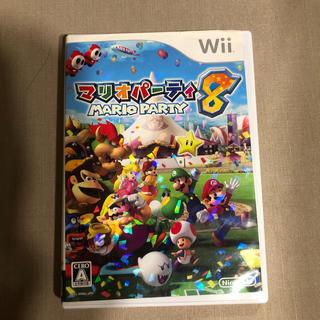 Wii - Wii マリオパーティー8 中古品