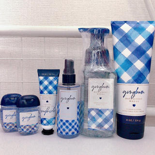 Bath & Body Works - Bath&Body Works Gingham6点セット