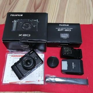 富士フイルム - 富士フィルム X20 デジタルカメラ コンパクトカメラ
