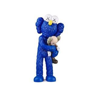 MEDICOM TOY - KAWS Take Figure BLUE Medicom toy