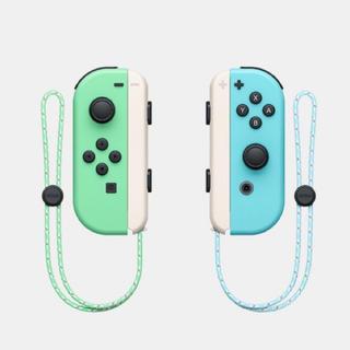 Nintendo Switch - 新品未使用 Joy-Con ジョイコン ストラップ あつまれ どうぶつの森
