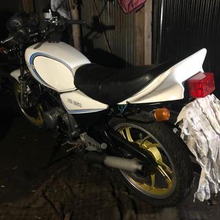 rz250  250cc 自賠責R3年5月
