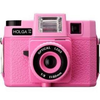 Canon - 【新品】HOLGA ホルガ トイカメラ ピンク