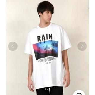 ミルクボーイ(MILKBOY)のMILKBOY RAIN BUNNY BIG Tシャツ XXL ミルクボーイ  (Tシャツ/カットソー(半袖/袖なし))
