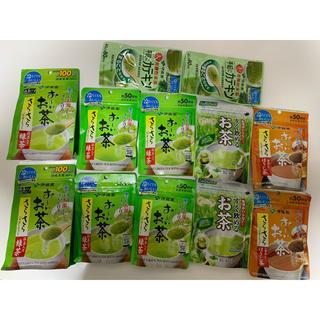 イトウエン(伊藤園)のお茶、ほうじ茶粉末セット12点(茶)