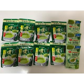 イトウエン(伊藤園)のお茶粉末セット カテキン 11点(茶)