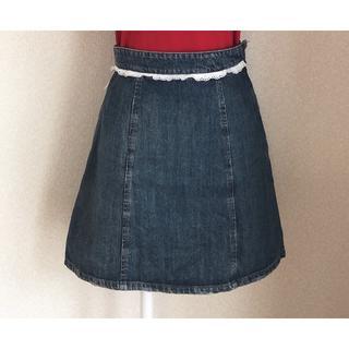 miumiu - miumiu♡デニム スカート