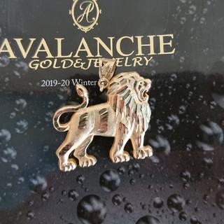 アヴァランチ(AVALANCHE)のアヴァランチ 10k YG ペンダントトップ アバランチ k10 417 10金(ネックレス)
