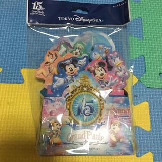 Disney - ディズニーケース入りメモ