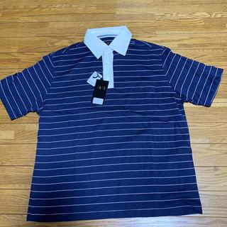 ダックス(DAKS)の★ DAKS  メンズ半袖ポロシャツ 新品未使用 ★(ポロシャツ)