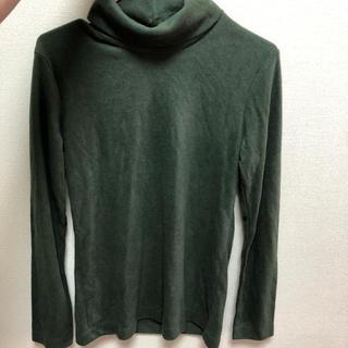 ユニクロ(UNIQLO)のヒートテックフリース(Tシャツ(長袖/七分))