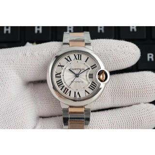 カルティエ Cartier 腕時計 レディース 自動巻き