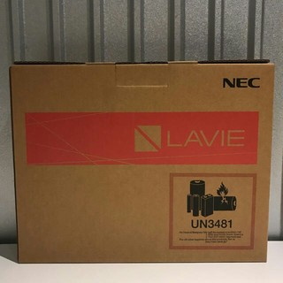 NEC - 新品 LAVIE Pro Mobile PC-PM750NAB ノートパソコン