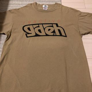 グッドイナフ(GOODENOUGH)の初期 93年 グッドイナフ reactive gdeh Tシャツ 旧anvil社(Tシャツ/カットソー(半袖/袖なし))