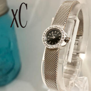 CITIZEN - クロスシー腕時計 2001本限定版 希少 レディース 12Pダイヤ新品電池 18