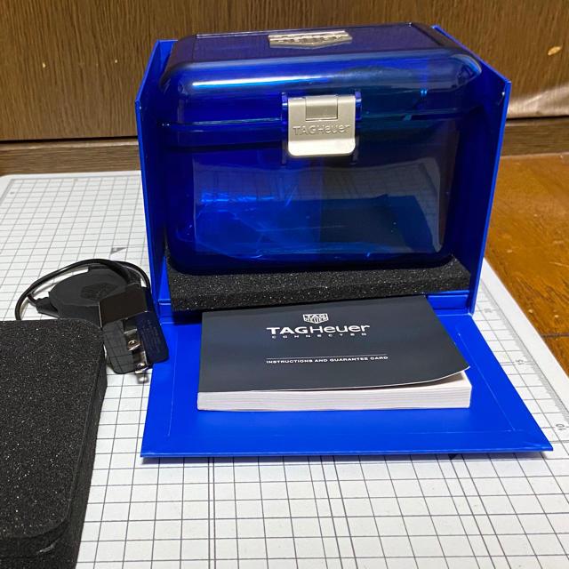 TAG Heuer(タグホイヤー)のTAG Heuer 0509 (コネクテッド) SAR8A80 メンズの時計(腕時計(デジタル))の商品写真