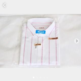 エルメネジルドゼニア(Ermenegildo Zegna)のメンズシャツ ISAIA イザイア 首回り44cm(シャツ)