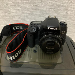 キヤノン(Canon)のEOS 8000D + EFS24mm F2.8 + 防湿ケース(デジタル一眼)
