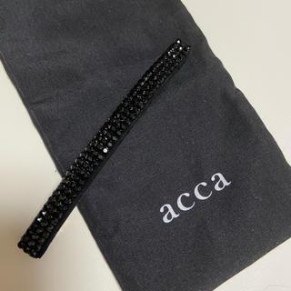 acca - 美品☆acca☆バレッタ