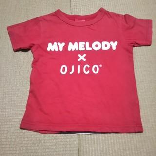 マイメロディ(マイメロディ)のオジコ マイメロディ コラボTシャツ(Tシャツ/カットソー)