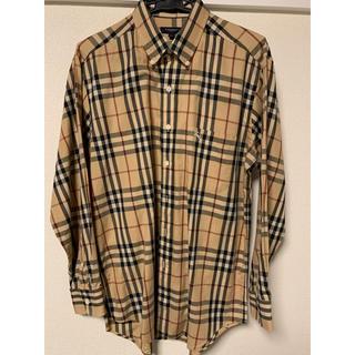 BURBERRY - バーバリー チェックシャツ Burberry check