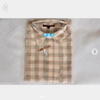 エルメネジルドゼニア(Ermenegildo Zegna)のメンズシャツ LES COPAINS JEANSレコパン 首回り43cm(シャツ)