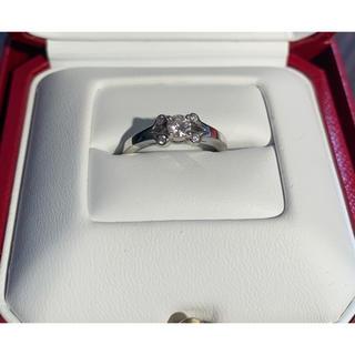 カルティエ(Cartier)のCartier バレリーナ 指輪 47サイズ(リング(指輪))