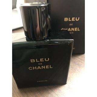 シャネル(CHANEL)のCHANEL 香水 ブルー ドゥ シャネル 50ml(香水(男性用))