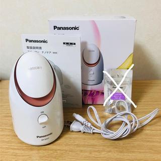 Panasonic - Panasonic EH-SA37-P ナノケア スチーマー
