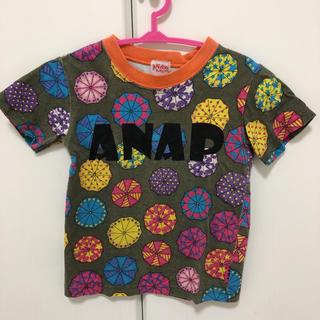 アナップキッズ(ANAP Kids)のANAP 半袖トップス(Tシャツ/カットソー)