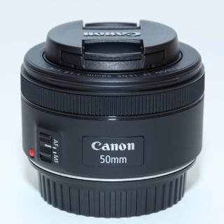 Canon - 美品★CanonキャノンEF 50mm F1.8 STM 大人気単焦点レンズ