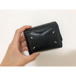 マルタンマルジェラ(Maison Martin Margiela)のマルジェラ 三つ折り財布(財布)
