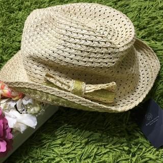 UNITED ARROWS - 新品ビューティ&ユース ユナイテッドアローズ レディ麦わら帽子