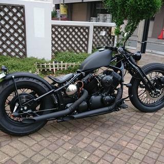 ヤマハドラックスター400cc