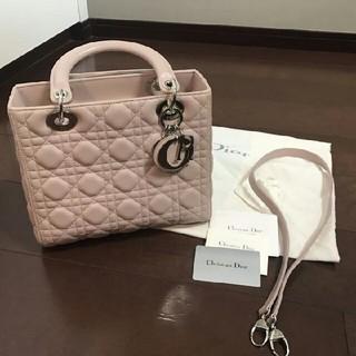 Christian Dior - 【新品】レディディオール ハンドバッグ