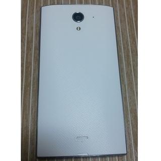 アクオス(AQUOS)の402SH(スマートフォン本体)