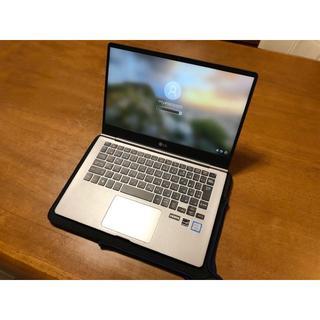 エルジーエレクトロニクス(LG Electronics)のLG gram 13z980 メモリ16GB+SSD500GB増設(ノートPC)