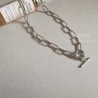 Ron Herman - 【 NEW 】stainless chain necklace * 即購入NG