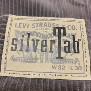 Levi's - 美品! リーバイス シルバータブ バギーパンツ LEVI'S コーデュロイパンツ