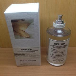 マルタンマルジェラ(Maison Martin Margiela)の【新品同様】100ml メゾン マルジェラ レイジー サンデー モーニング(香水(女性用))